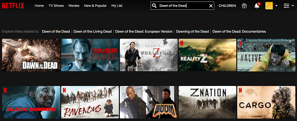 Watch Dawn of the Dead (2004) on Netflix 2