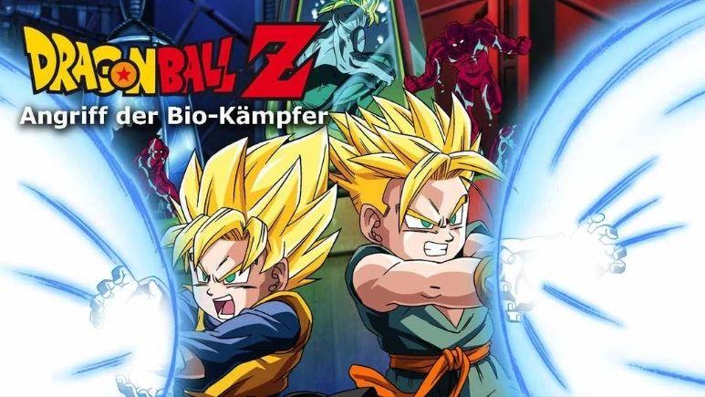 Watch Dragon Ball Z - Bio-Broly on Netflix