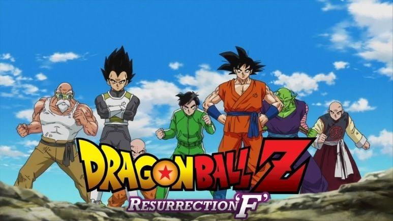 Watch Dragon Ball Z - Resurrection 'F' on Netflix