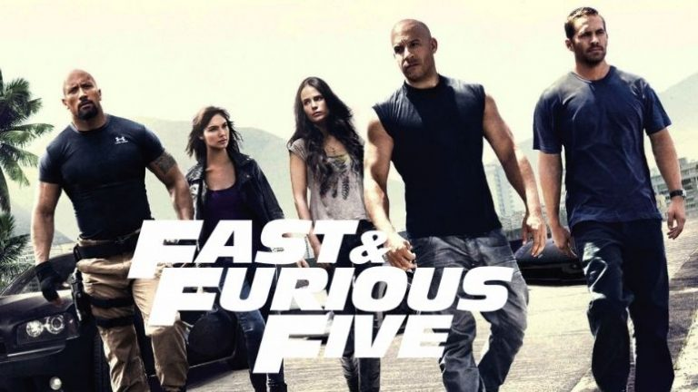Watch Fast Five (2011) on Netflix