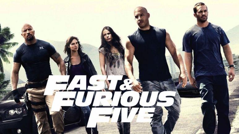 Watch Fast Five (2011) on Netflix