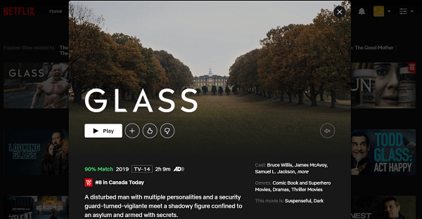 Watch Glass (2019) on Netflix 3