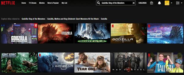 Watch Godzilla - King of the Monsters (2019) on Netflix 2