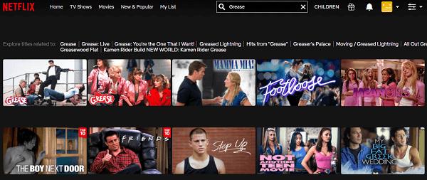 Watch Grease (1978) on Netflix 2