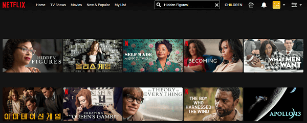 Watch Hidden Figures (2016) on Netflix 2