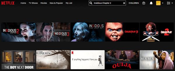 Watch Insidious Chapter 2 (2013) on Netflix 2