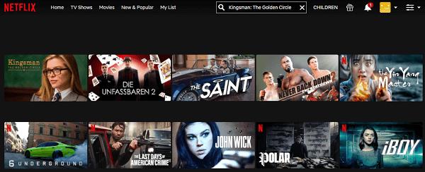 Watch Kingsman - The Golden Circle (2017) on Netflix 2