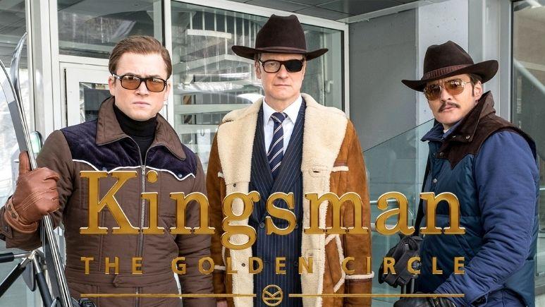 Watch Kingsman - The Golden Circle (2017) on Netflix