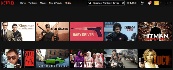 Watch Kingsman - The Secret Service (2014) on Netflix 2