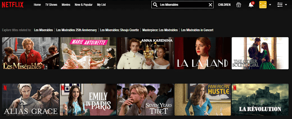 Watch Les Miserables (2012) on Netflix 2