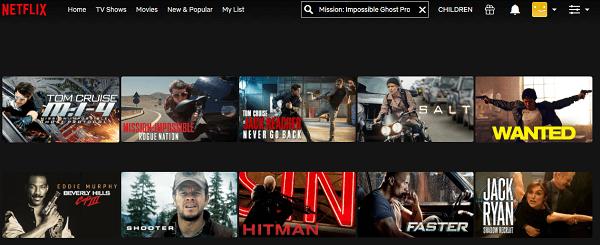 Watch MI - Ghost Protocol (2011) on Netflix 2