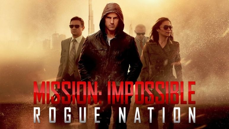 Watch  MI - Rogue Nation (2015) on Netflix