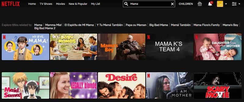 Watch Mama (2013) on Netflix 1