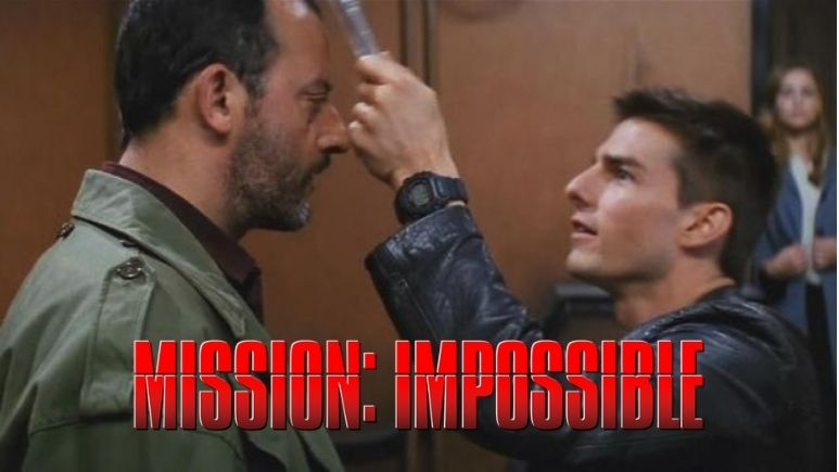 Watch  Mission Impossible (1996) on Netflix