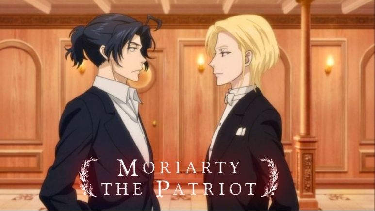 Watch Moriarty the Patriot on Netflix