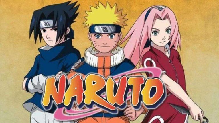 Watch Naruto on Netflix
