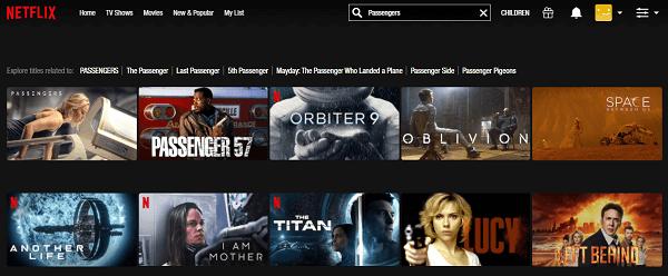 Watch Passengers (2018) on Netflix 2