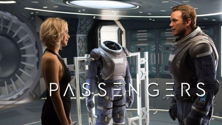 Watch Passengers (2018) on Netflix