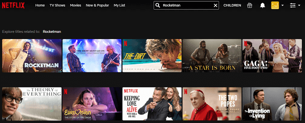 Watch Rocketman (2019) on Netflix 2
