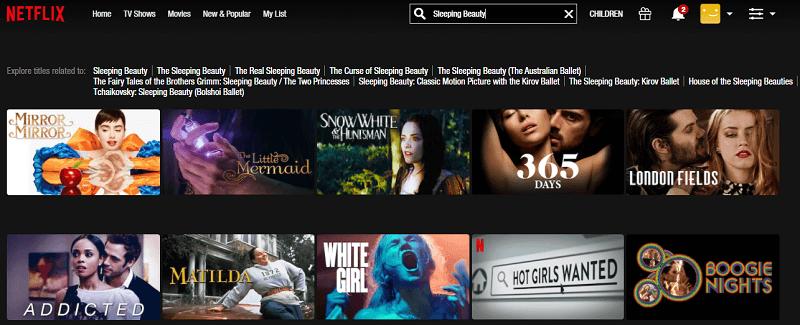 Watch Sleeping Beauty (2011) on Netflix 1