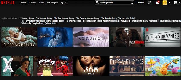 Watch Sleeping Beauty (2011) on Netflix 2
