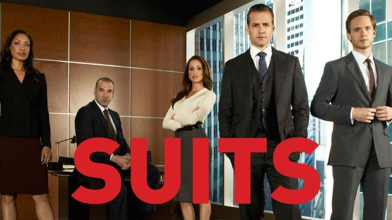 Watch Suits on Netflix