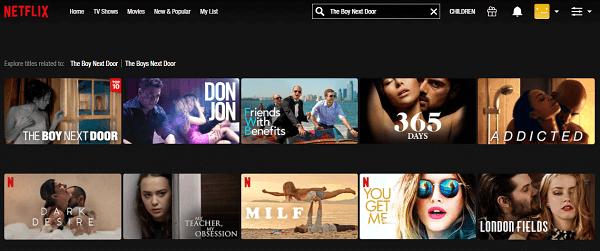 Watch The Boy Next Door (2015) on Netflix 2