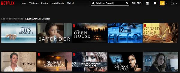 Watch What Lies Beneath (2000) on Netflix 2