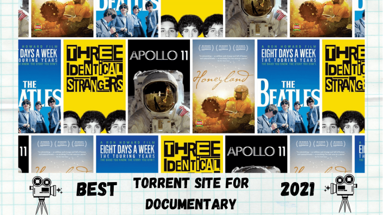 Best Torrent Sites for Documentary