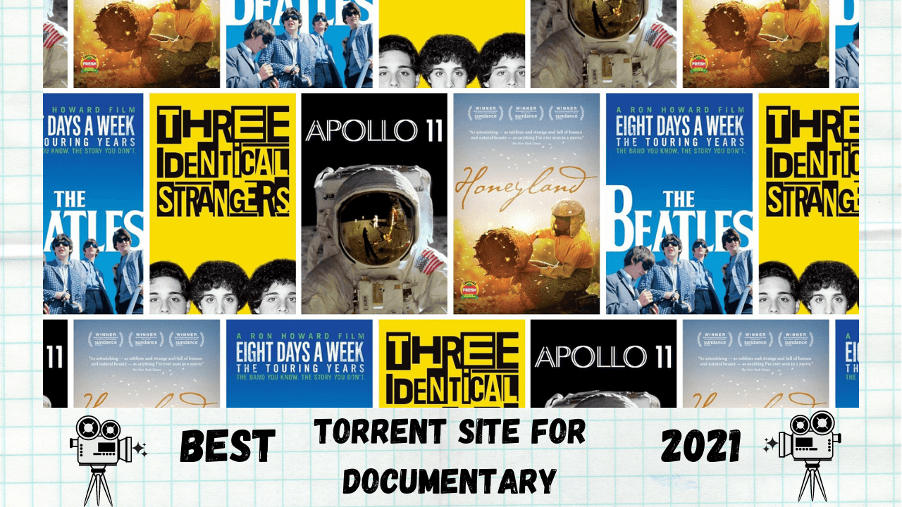 Best Torrent Sites for Documentary