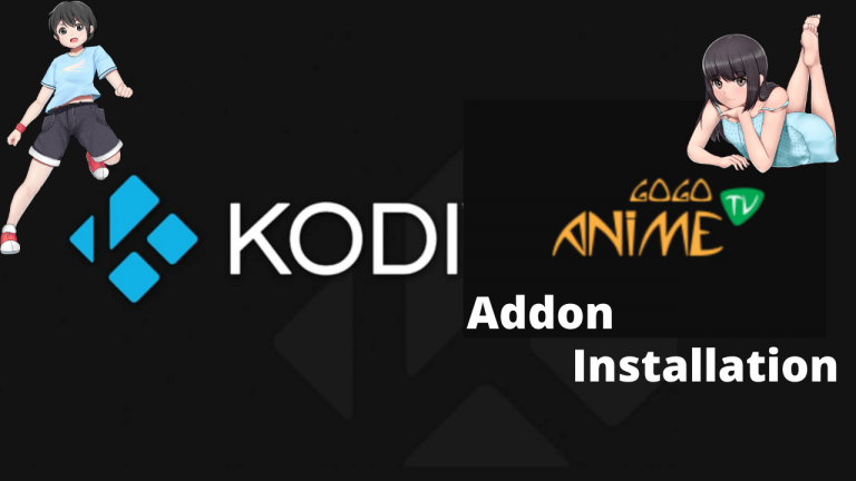 Kodi Gogoanime Addon Installation