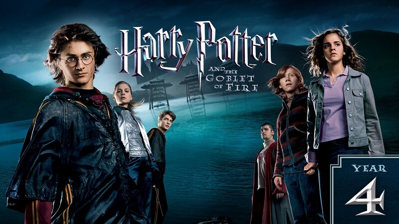 Harry Potter and the Goblet of Fire on Netflix