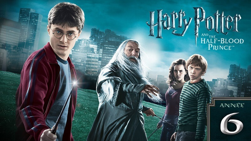 Watch Harry Potter and the Half-Blood Prince on Netflix