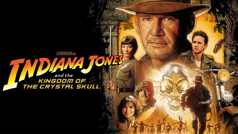 Watch Indiana Jones and the Kingdom of the Crystal Skull (2008) on Netflix
