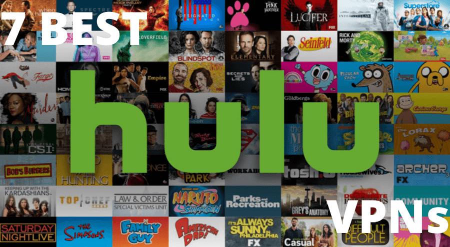 Best Hulu VPNs