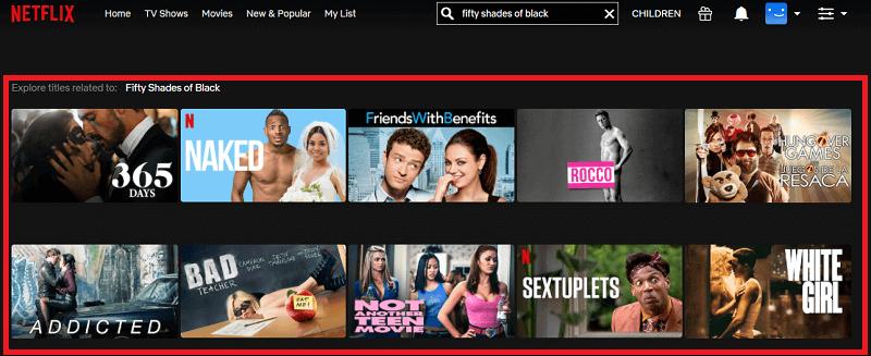 Watch Black Shades of Black on Netflix 1