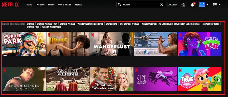 Watch Wondr on Netflix