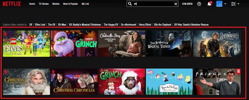 Watch Elf on Netflix