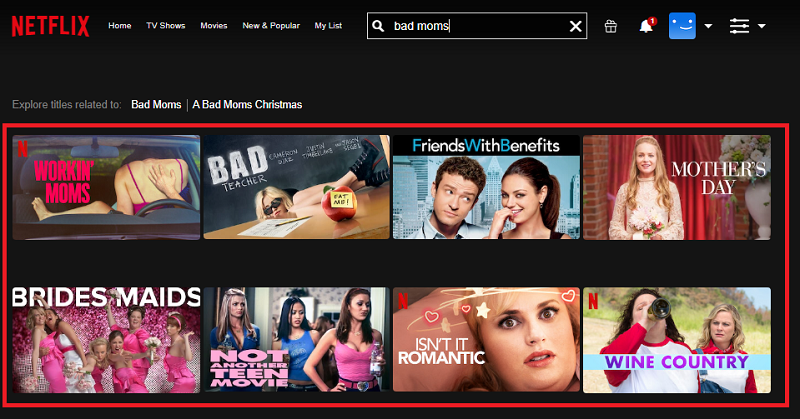 Watch Bad Moms (2016) on Netflix