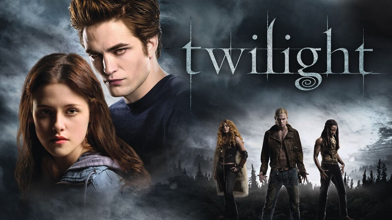 Watch Twilight (2008) on Netflix From Anywhere in the World