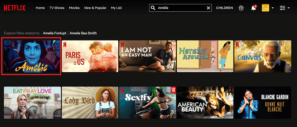 Watch Amélie (2001) on Netflix 2
