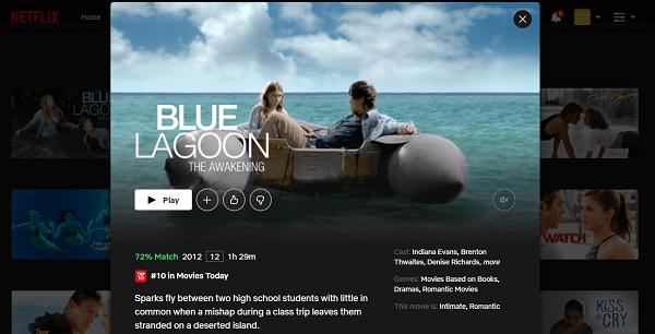 Watch Blue Lagoon - The Awakening on Netflix 3