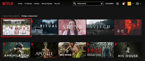 Watch Midsommar (2019) on Netflix 2