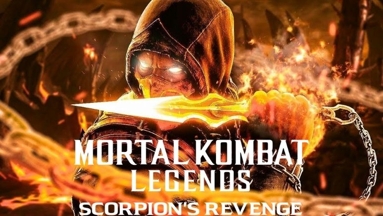 Watch Mortal Kombat Legends - Scorpion's Revenge (2020) on Netflix