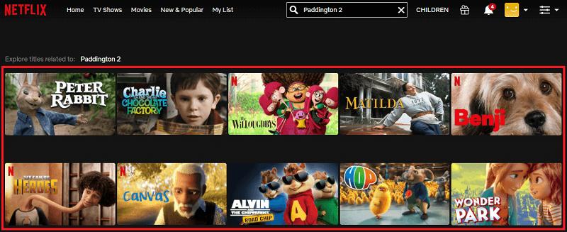 Watch Paddington 2 (2018) on Netflix 1