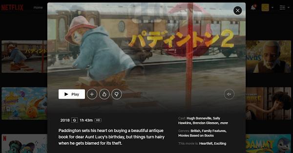 Watch Paddington 2 (2018) on Netflix 3