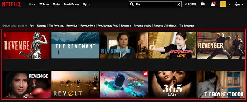 Watch Rev (2020) on Netflix 1