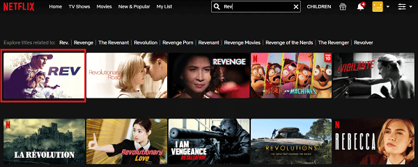 Watch Rev (2020) on Netflix 2