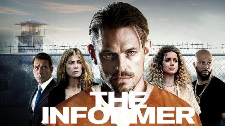 Watch The Informer (2019) on Netflix