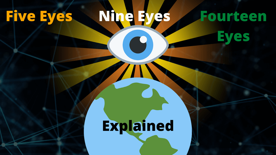5 Eyes, 9 Eyes and 14 Eyes: Everything you need to know